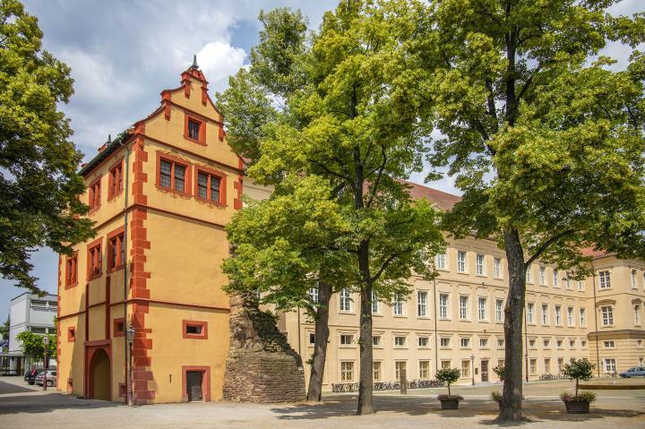 Durlach - Schloßplatz